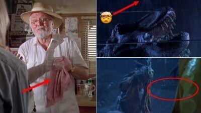 Jurassic Park : 10 erreurs que vous n'aviez jamais remarquées