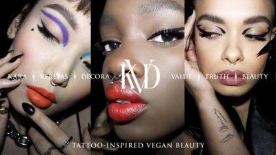 Zoom sur… KVD Vegan Beauty, la plus créative des marques de make-up !