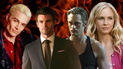 The Vampire Diaries, Buffy… Le quiz le plus dur du monde sur les vampires de séries