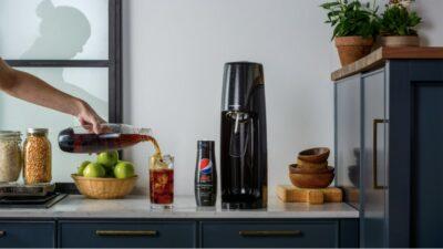 Sodastream s'associe à Pepsi pour un été frais et pétillant