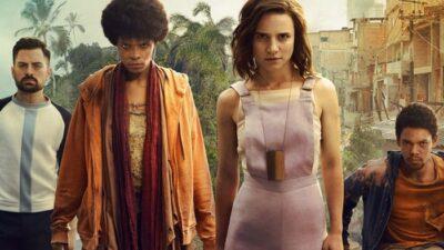 3% : bonne nouvelle, la 4ème et dernière saison sortira en août sur Netflix