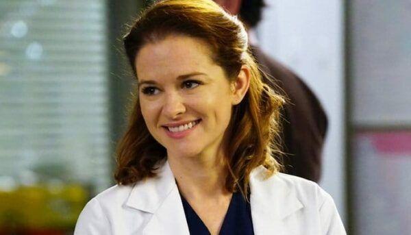 April Kepner Grey's Anatomy