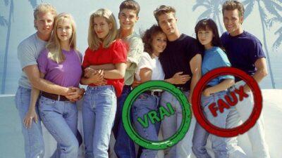 Beverly Hills 90210 : impossible d'avoir 10/10 à ce quiz vrai ou faux sur la série