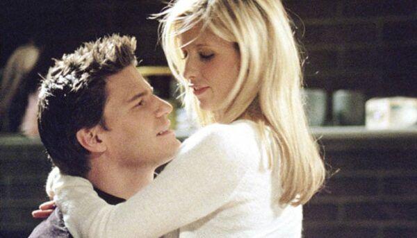 Buffy contre les vampires Angel