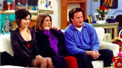 Seul quelqu'un qui a vu Friends 5 fois aura tout bon à ce quiz