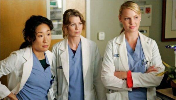 grey's anatomy Cristina meredith izzie