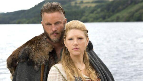 Ragnar lagertha vikings