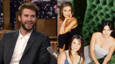Charmed : Liam Hemsworth en pinçait pour cette actrice de la série