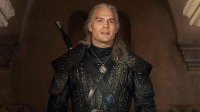 The Witcher : la raison hilarante pour laquelle Henry Cavill a horrifié l'équipe de la série