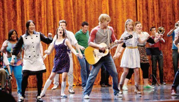 Glee chansons
