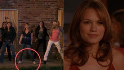Les Frères Scott : aviez-vous repéré cette erreur sur Haley ?