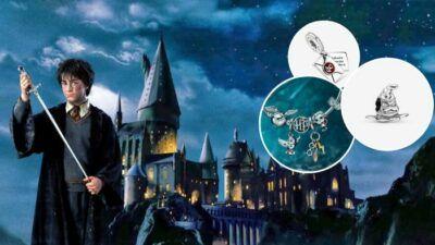 Harry Potter : on fond pour les nouvelles pièces magiques de Pandora