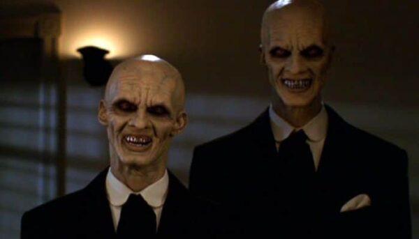 Les gentlemen Buffy contre les vampires