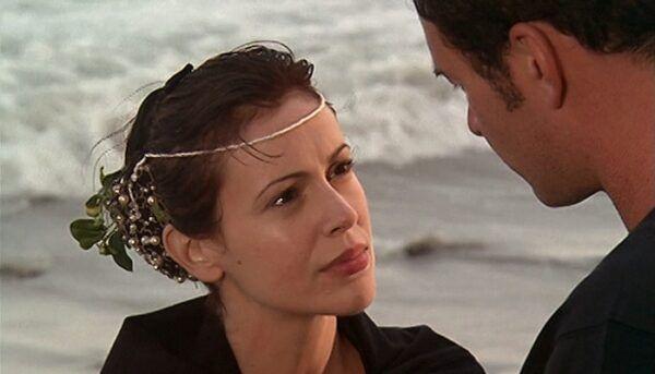 Phoebe et Cole Charmed