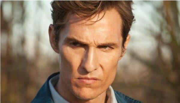 Matthew McGonaughey True Detective