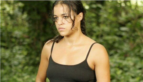 Michelle Rodriguez Lost