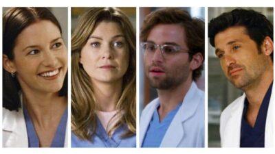 Grey's Anatomy : sauras-tu retrouver le surnom de ces personnages ?