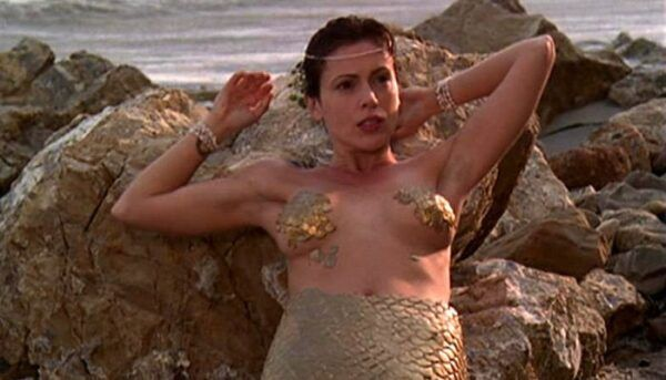 Phoebe sirène Charmed