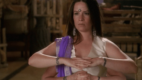 Piper déesse indienne Charmed