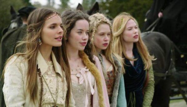 Lola, Greer, Kenna, Aylee Reign