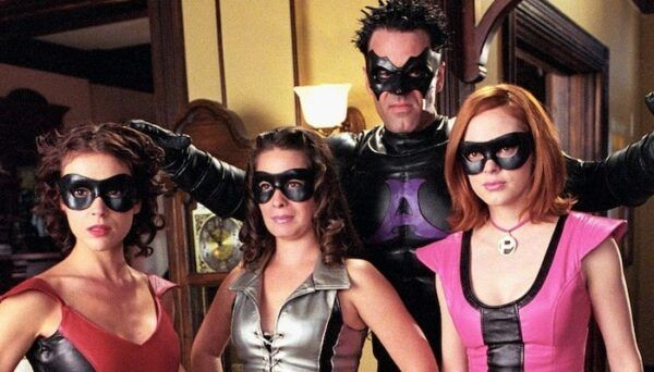 Soeurs Halliwell super héroïnes Charmed