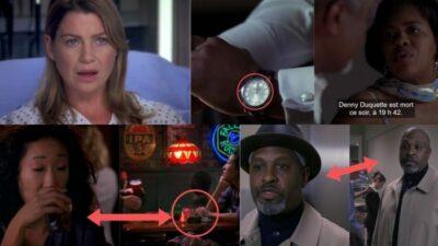Grey's Anatomy : 10 erreurs que vous n'aviez jamais remarquées