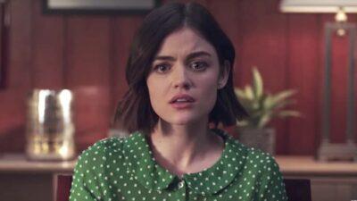 Lucy Hale (Pretty Little Liars) raconte son audition gênante pour 50 Nuances de Grey