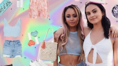 Minute mode : adopte les looks d'été de Vanessa Morgan et Camila Mendes (Riverdale)