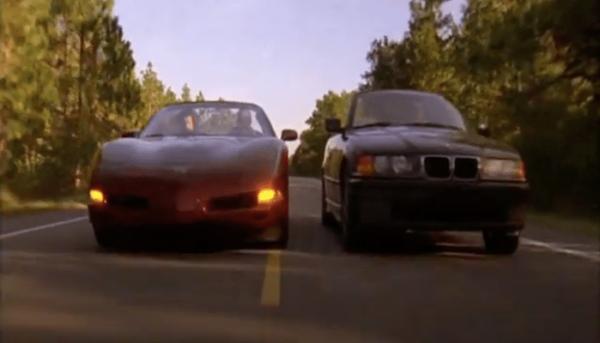 Les Frères Scott course entre Lucas et Felix