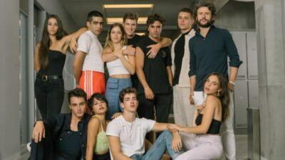 Elite saison 4 : découvrez les nouveaux élèves de Las Encinas