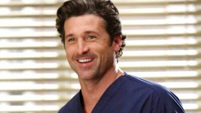 Grey's Anatomy : Patrick Dempsey rend hommage à Derek Shepherd pour la bonne cause