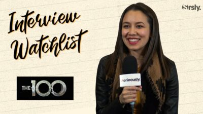The 100 : notre interview watchlist de Luisa D'Oliveira (Emori)