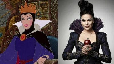 Once Upon A Time : voici à quoi ressemblent les méchants Disney dans la série