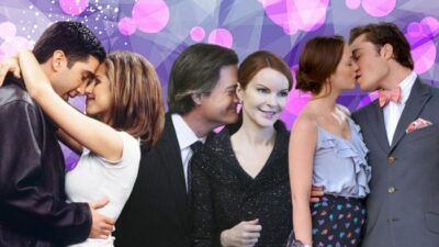 Quiz : dans quelle saison ces couples de séries ont-ils échangé leur premier baiser ?