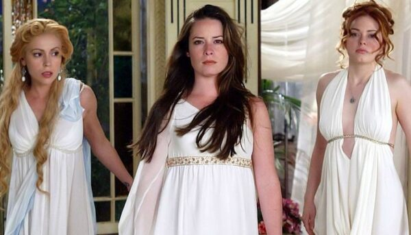 soeurs Halliwell déesses grecques Charmed