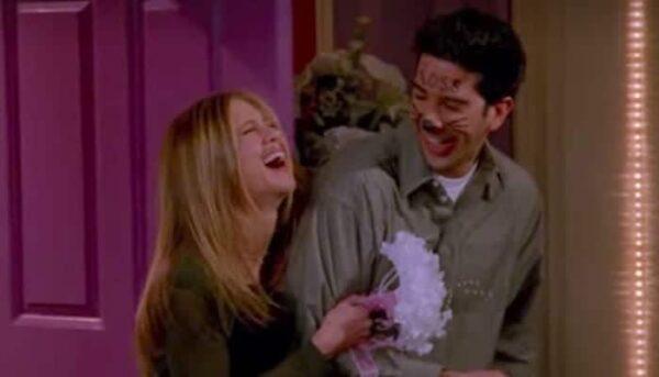 Ross et Rachel Las Vegas