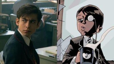 The Umbrella Academy : à quoi ressemblent les personnages dans les comics