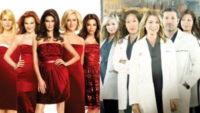 Pourquoi Desperate Housewives et Grey's Anatomy sont en réalité la même série