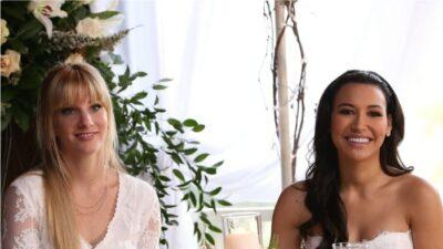 Mort de Naya Rivera : Heather Morris rend hommage aux fans de Santana et Brittany dans Glee