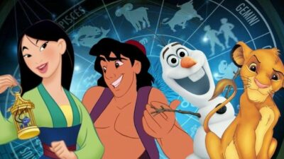Quiz : choisis ton perso Disney favori, on devinera ton signe astro