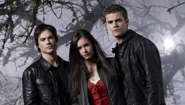 Elena Damon et Stefan