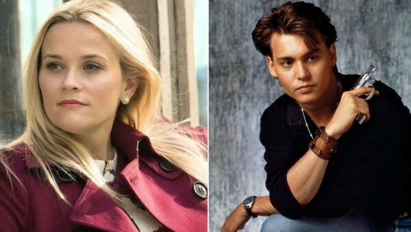 Reese Witherspoon et Johnny Depp