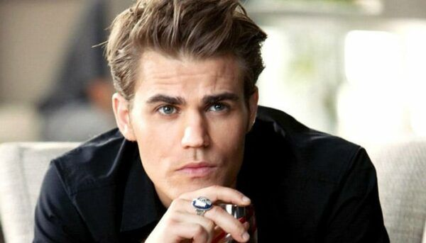 Stefan Salvatore Paul Wesley The Vampire Diaries