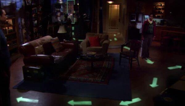 the big bang theory, raj