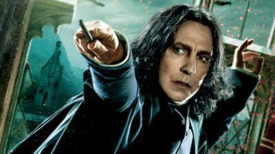 Harry Potter : le quiz le plus dur du monde sur Severus Rogue