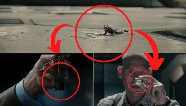 Ant-Man erreurs