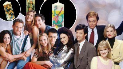 Minute cool : on fond pour ces bougies à l'effigie de séries cultes des années 90