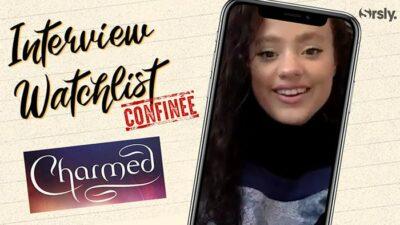 Charmed : notre interview watchlist de Sarah Jeffery (Maggie)