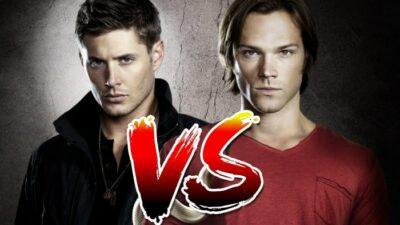 Sondage : le match ultime, tu préfères Dean ou Sam Winchester ?