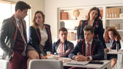 Elite : 3 acteurs débarquent dans un lycée français pour donner un cours d'espagnol